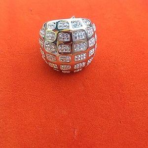 Jewelry - Swarovski Crystals right ring.